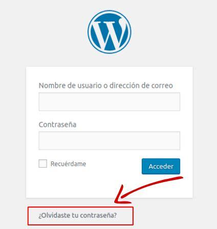 Cómo entrar a Wordpress [2020]