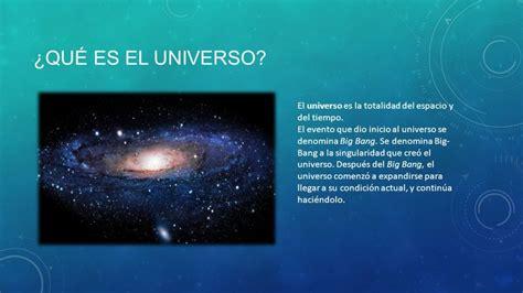 ¿Como es el universo? ️ » Respuestas.tips