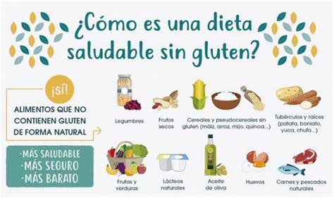 Como Es Una Dieta Saludable Sin Gluten Para Empezar No Tan