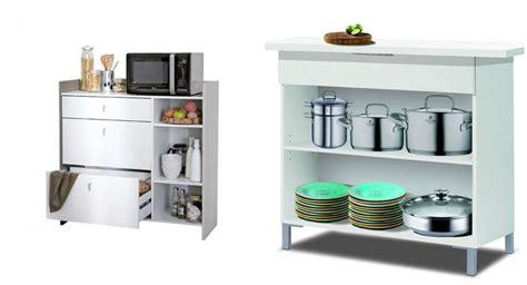 Cómo escoger muebles auxiliares para la cocina   unComo