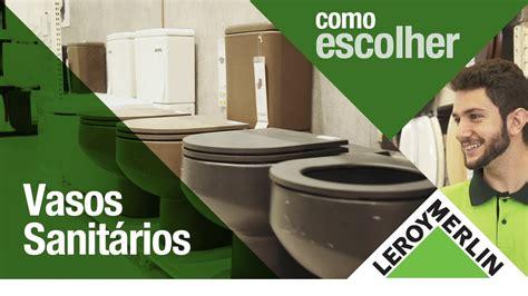 Como Escolher Vasos Sanitários | Leroy Merlin   YouTube