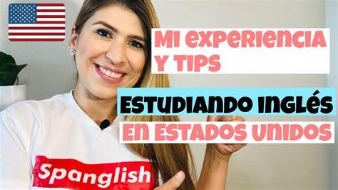 Como estudiar ingles en Estados Unidos| Como estudiar ...