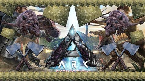 Como Farmear Electrónicos Fácil en Extinction   Ark ...