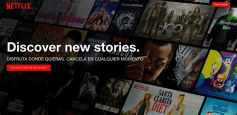 Cómo funciona Netflix   Ordenador y móvil   Tecmoviles.com