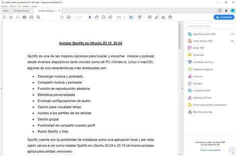 Cómo guardar un documento de Word 2019 en PDF   Solvetic