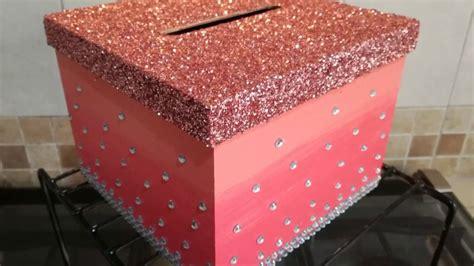como hacer cajas decoradas para regalo