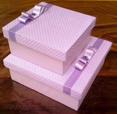 Cómo hacer cajas paso a paso – Manualidades