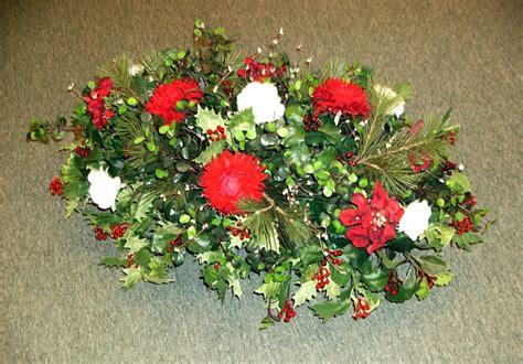 como hacer centros de flores para cementerio
