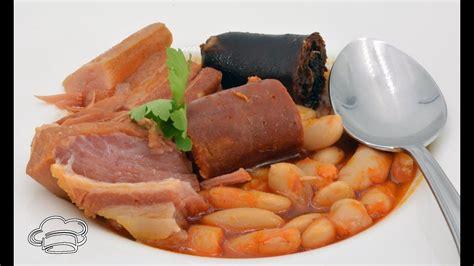 Como hacer fabada asturiana al estilo de Asturias en 2020 ...