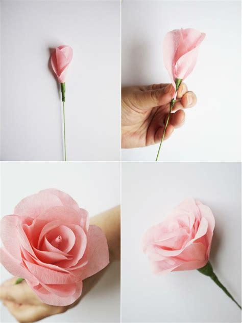 Como hacer flores de papel   ideas prácticas para decorar