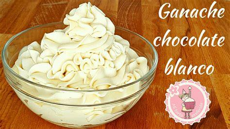 Como hacer ganache de chocolate blanco | Mi tarta ...