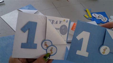 Como hacer Tarjetas de cumpleaños para niños.   YouTube