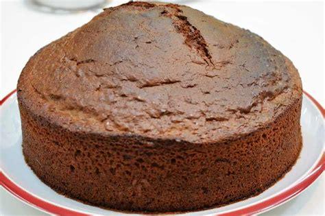 Como hacer un bizcocho de chocolate muy esponjoso