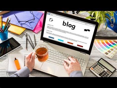 Como hacer un blog con Wordpress  Paso a Paso    YouTube
