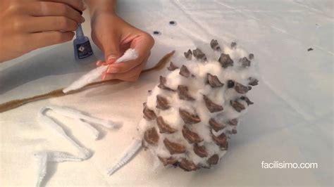 Cómo hacer un búho con una piña | facilisimo.com   YouTube