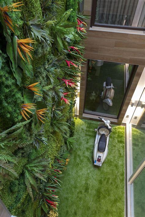 Cómo hacer un jardín vertical