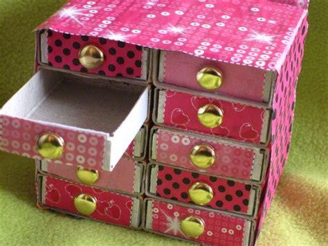cómo hacer un joyero casero | Cajas decoradas, Cajas de ...