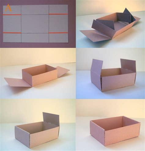 Cómo hacer una caja con cartulina o papel   Dale Detalles