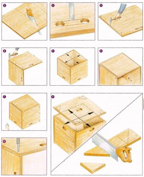 Cómo hacer una caja para juguetes