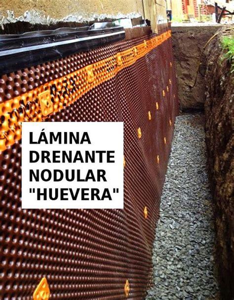 Cómo impermeabilizar muros de sótano  por el exterior ...