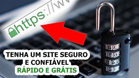 COMO INSTALAR CERTIFICADO SSL  GRÁTIS E FÁCIL  NA ...
