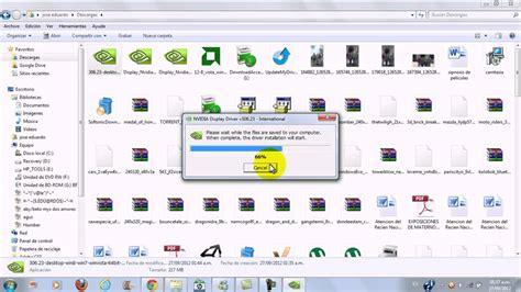 como instalar nvidia en windows 7   YouTube