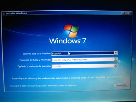 Como Instalar Windows 7  seven