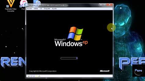 Cómo INSTALAR Windows XP, en Windows 7, MEDIANTE Virtual ...