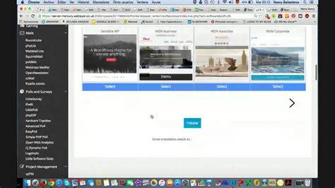 COMO INSTALAR Wordpress en mi Dominio y Hosting desde mi ...