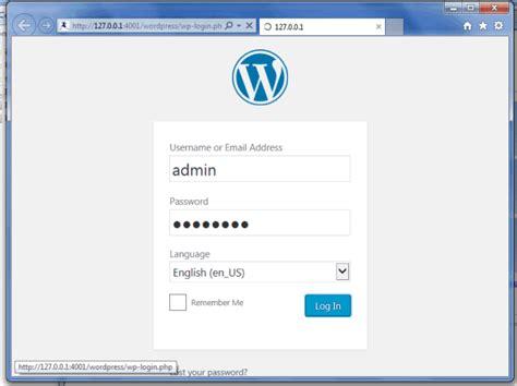 Como Instalar WordPress En Mi PC Con Instant WordPress ...