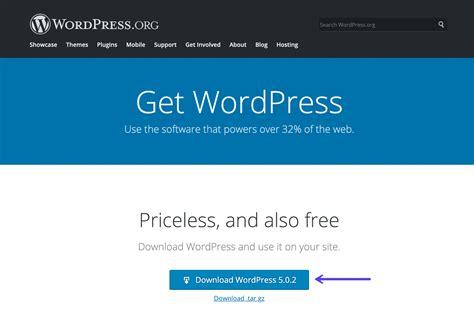 Cómo Instalar WordPress Manualmente en un Sitio Vacío