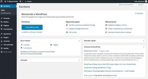 Cómo instalar WordPress   Tutorial de instalación en español