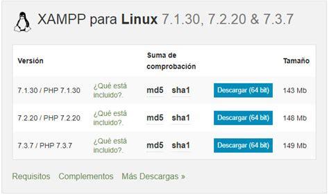 Cómo instalar XAMPP en Ubuntu   Linux | Paso a paso