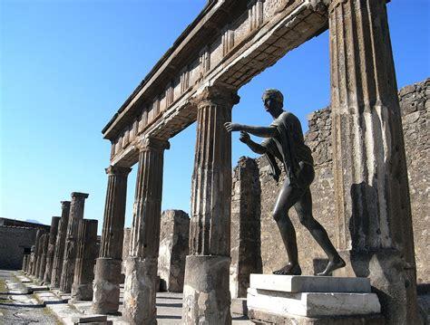 Como ir em Pompeia a partir de Roma? | Touristico