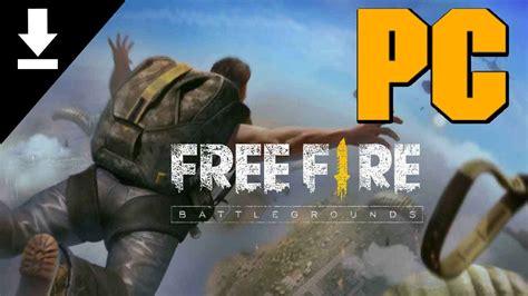 COMO JUGAR FREE FIRE EN PC 2019   YouTube
