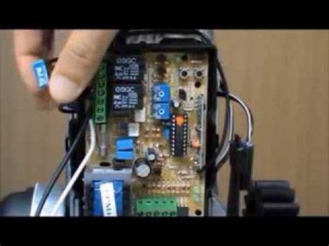 Como Ligar Automatizador Deslizante RCG   YouTube
