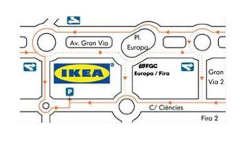 Cómo llegar a Ikea L Hospitalet