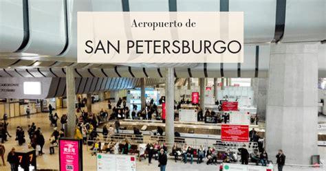 Cómo llegar al centro de San Petersburgo desde el ...