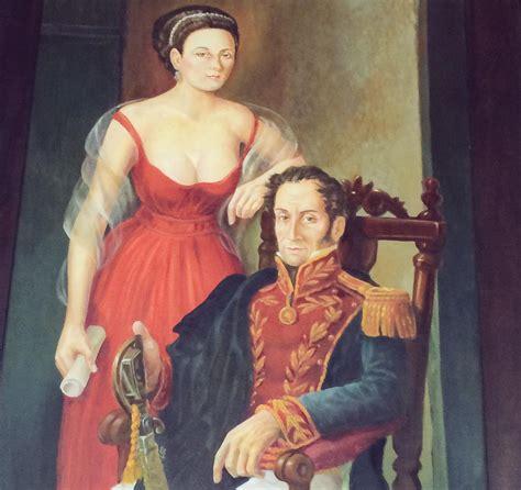 Cómo Manuela Saenz se convirtió en  la libertadora del ...