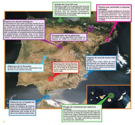 ¿Cómo nos afecta el cambio climático?   Ceuta