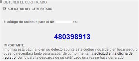 Cómo obtener el certificado digital de la FNMT con ...