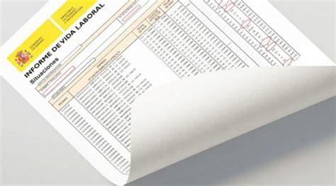 Cómo obtener el informe de la Vida Laboral con certificado ...