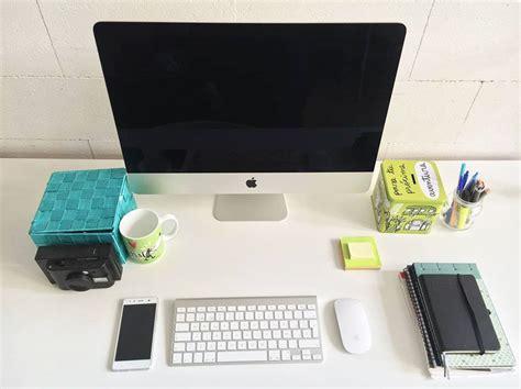 Como ordenar tu escritorio de trabajo | Escritorio ...