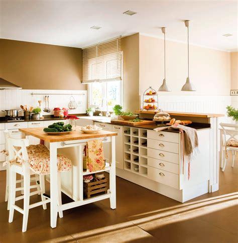 Cómo organizar la cocina y el baño para que resulten más ...