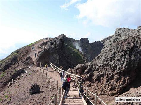 Cómo organizar tu visita a POMPEYA, HERCULANO y el cráter ...