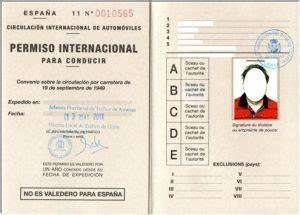 Cómo Pedir el Carnet de Conducir Internacional | ITV.com.es