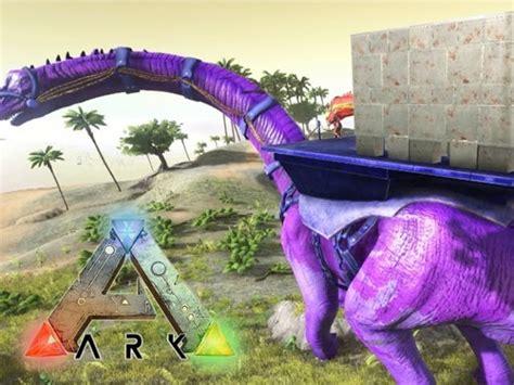 Cómo pintar dinosaurios en Ark Survival Evolved