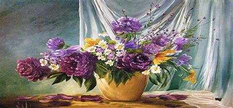Cómo pintar flores al oleo en 6 pasos fáciles
