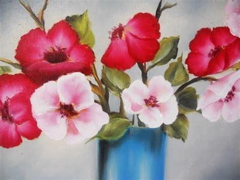 Como pintar flores en Óleo Pinceladas Silvia Mongelos ...