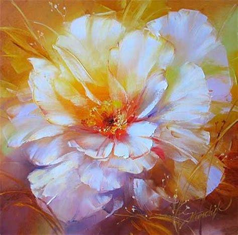 ¿Cómo pintar flores paso a paso?: Artistas que pintan ...